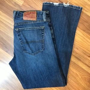 Lucky Brand Mens Jeans Size 34